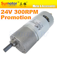 37GB555 DC 12V 24V small Electric Reduction Metal Gear box Motor 37mm highest toruqe engine RC smart car Robot model Replacement