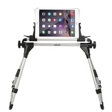 2017 Tablet Mount Holder Floor Desk Sofa Bed Stand for iPad Pro 10.5 mini Sumsung iphone 6 Adjustable Portable Fordable Lazy Man