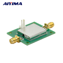 Aiyima 1MHz-4000MHz 2.4Ghz 20dB Low Noise RF Amplifier Broadband LNA Module HF VHF UHF(China)