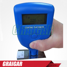 New KCT100 elcometer paint coating thickness gauge F/N 0-1250um