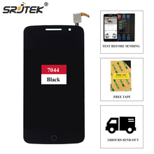 Srjtek screen For Alcatel One Touch Pop 2 Premium 7044 OT7044 7044X LCD Display Panel + Touch Digitizer Glass 5.0inch 960*540
