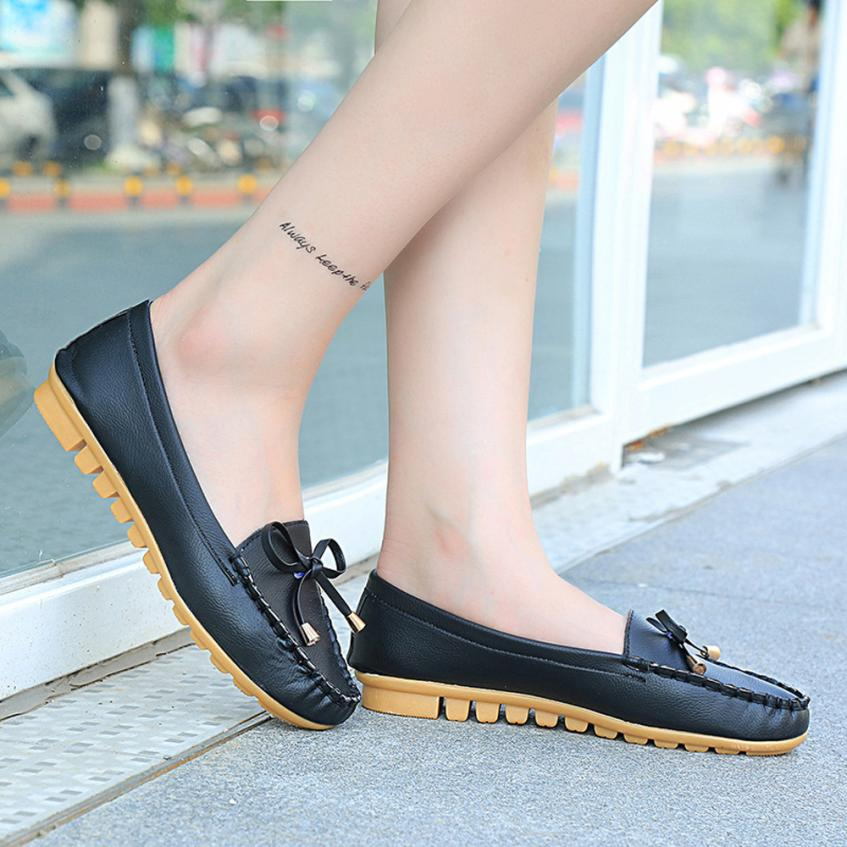 Women Flats Shoes Slip On Comfort Shoes Flat Shoes Loafers Best Gift Drop Shipping Dec27<br><br>Aliexpress
