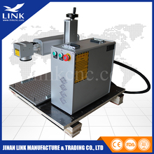 30w fiber laser marking machine on Iphone 7 for photo engraving