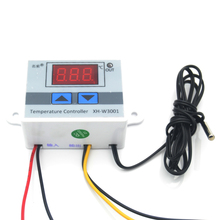 Buy 12V Digital LED Temperature Controller 10A Thermostat Control Switch Probe for $6.04 in AliExpress store