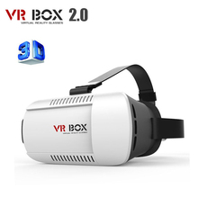 Google Cardboard 3D VR Glasses Virtual Reality Box V2 VR Goggles Rift for iPhone 6 Plus 4.7 5.5 6 inch Android iOS Smartphone