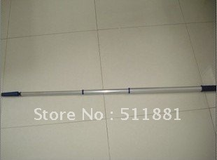 5M aluminum alloy telescopic rod for paint roller apply and brush paint to the ceiling and clean glass wall<br>