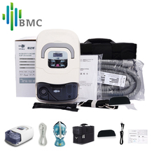 BMC GI CPAP Machine Personal Care And Health & Beauty Respirator For Anti Snoring Wit Nasal Mask Humidifier Hose Air Filter Bag(China)