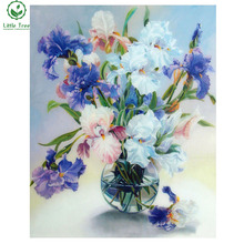 diy diamond embroidery phalaenopsis orchid floral crystal art needlework house decor wall diamond painting set mosaic embroidery