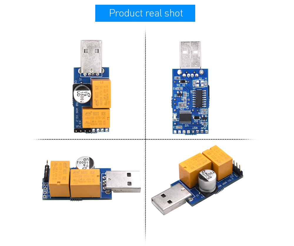 Detail Feedback Questions About Tishric Usb Watchdog Card Double Power Outage Relay 1 We Accept Escrow You Can Pay Via Alipay Visa Mastercard Western Union Qiwi And Bank Transfer On Aliexpress
