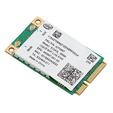 New Laptop Wlan Card For Intel Link 5100 512AG_MMW 802.11a/g/n 300Mbps Wireless Wifi Mini PCI-E Card For IBM T400 T500 X200 X301