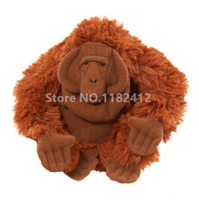 The Jungle Book King Louie Orangutan Monkey Plush Toy Soft Stuffed Animals 39cm Kids Toys for Children Gifts(China)
