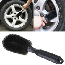 Mayitr Car Motorcycle Wheel Tire Rim Scrub Brush Washing Cleaning Tool Cleaner High Quality Car Wash Accessories(China)