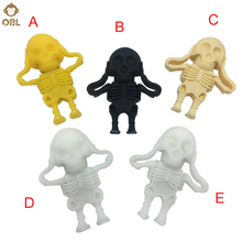 Hallowmas Gifts Azrael Skull USB Flash Drives 128GB 64GB 32GB 16GB 8GB 4GB Halloween USB Stroage Device Pendrive Pen Drive Disk(China)
