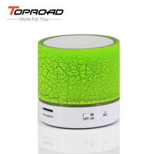 TOPROAD Wireless Bluetooth Speaker Soundlike Mini Subwoofer Music Boombox Altavoz Portable enceinte Column for Computer Phones