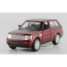 Children Kids Kinsmart Range Rover Sport Car Model Car 1:38 KT5312 5inch Diecast Metal Alloy Cars Toy Pull Back Gift