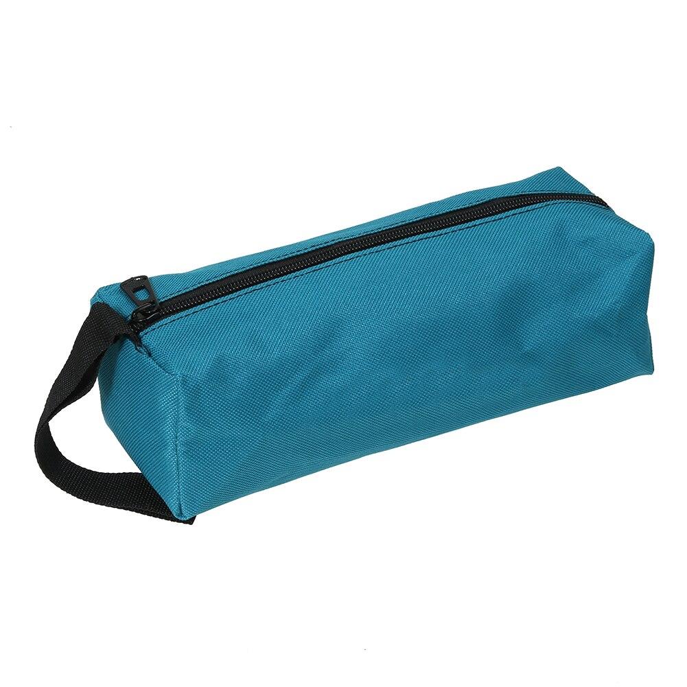 KULIWA BAG02DB Estuche Para Herramientas Enrollable Bolsa de Reparaci/ón a Prueba de Agua Azul