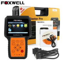 Foxwell NT624 Pro OBD OBD2 Automotive Scanner All Systems Engine Transmission ABS Airbag SRS EPB Oil Reset OBDII Diagnostic Tool(China)