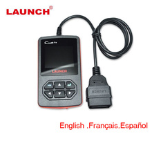 Launch Creader V+ OBD2 Code Reader Scanner CReader V Plus Muilt-Language English/French/Spanish OBDII Tool Update Free Online