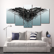 HD Printed game of thrones season picture Painting wall art room decor print poster picture canvas Free shipping/ny-912