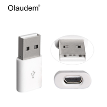 USB Cable USB Male Micro USB Female Adapter Data Sync Charging Mobile Phone Cables Converter Phone Tablet ADT738