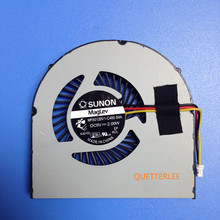 New Notebook Laptop CPU FAN COOLER Processor Cooling Fans Fit For Dell 14R 5421 3421 Laptops Component Cpu Cooler Fans(China)