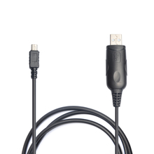 Original USB programming cable for TYT TH-9800 TH-UV3R Two Way Radio Walkie Talkie Accessories For Car Radio Transceiver(China)