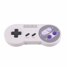 Hot 8Bitdo SNES30 Bluetooth Wireless Controller For IOS For Android PC Mac Gamepad Inalambrico Para Joystick