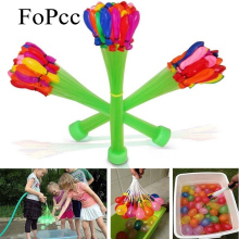 111Pcs/lot Magic Water Balloons Fast Filling Bombs Balloons Kids Garden Party Decorations Balloons Summer Game  Water Fight