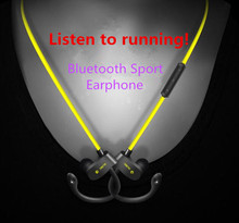Buy two 10% Off Fashion in-ear stereo bluetooth headset, bluetooth earphone for sport