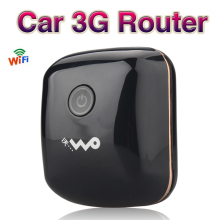 3G Mobile Wifi Hotspot Car USB Modem 7.2Mbs Universal Broadband Mini Wi-fi Routers Mifi Dongle with SIM Card Slot(China)