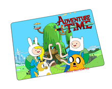 Adventure Time mouse pad gear Popular game pad to mouse notebook computer mouse mat brand gaming mousepad gamer laptop