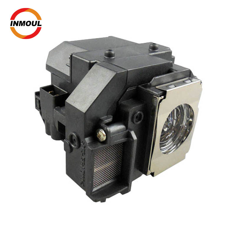 Replacement Projector Lamp ELPLP58 For EPSON EB-S10 / EB-S9 / EB-S92 / EB-W10 / EB-W9 / EB-X10 / EB-X9 / EB-X92<br>
