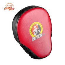 brand PU Leather training equipment Punching Kicking Pad Curved Target MMA Boxing Curved Punch Pad SUTENG Taekwondo Target