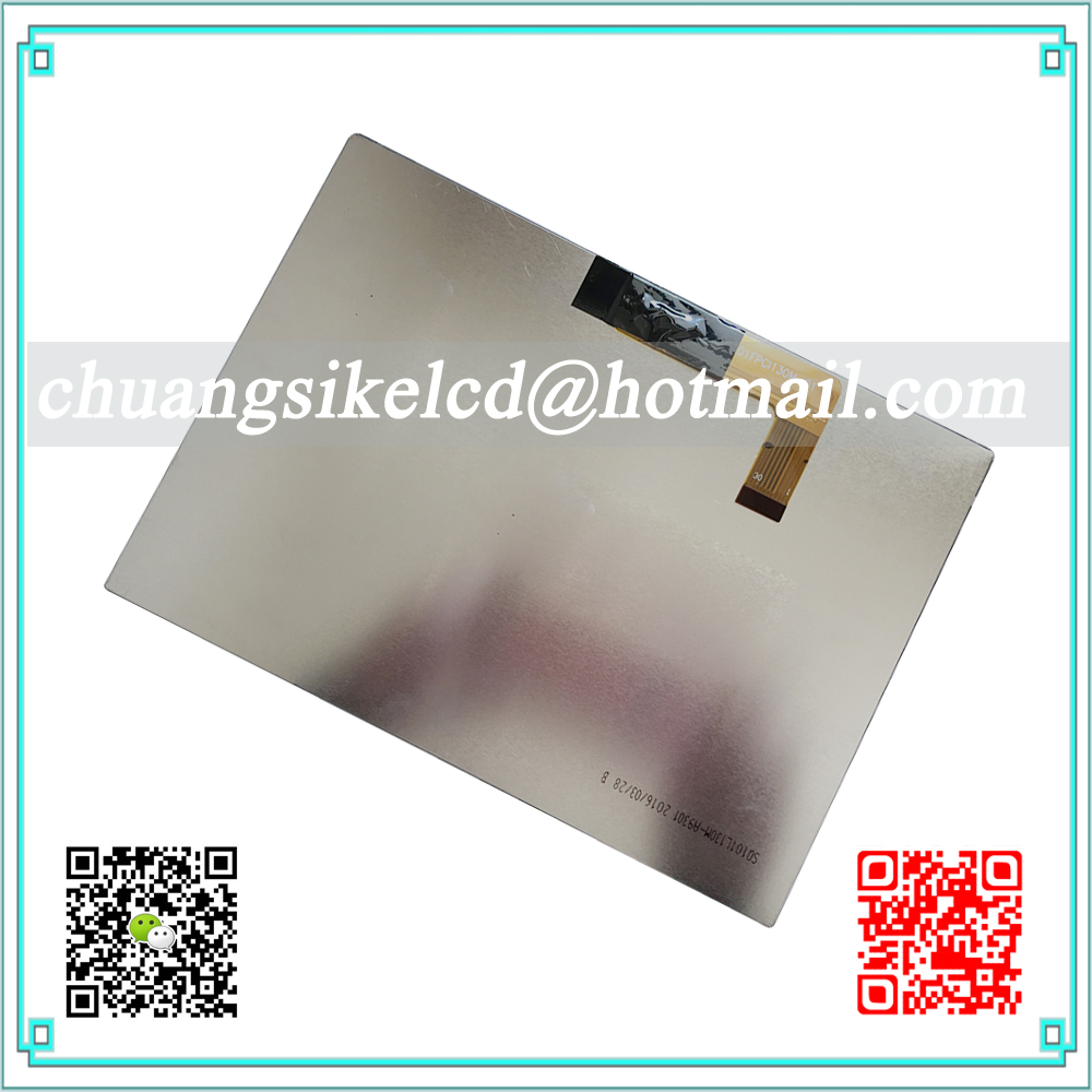 New 10.1 inch LCD screen FPC-YX101BH300W for tablet pc conpatible<br><br>Aliexpress