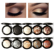 FOCALLURE Eye Shadow Color Cosmetics Luxury Eyes Makeup Kits Pigment Smoky Shining Baked Glittle Eyeshadow Makeup Palettes
