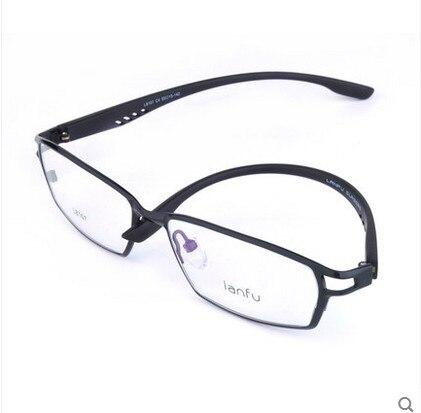 Fashion full frame cheap metal eyeglasses frames for men with ...