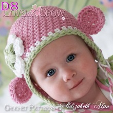 Free shipping Baby Crochet Hat Children Knit Girls Boys Pink Monkey Hat baby handmade crochet Beanie Hats