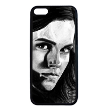 Harry Potter Series Sketch of Hermione Fun Art For iPhone 6 6s 7 Plus Case TPU Phone Cases Cover Mobile Protection Decor Gift