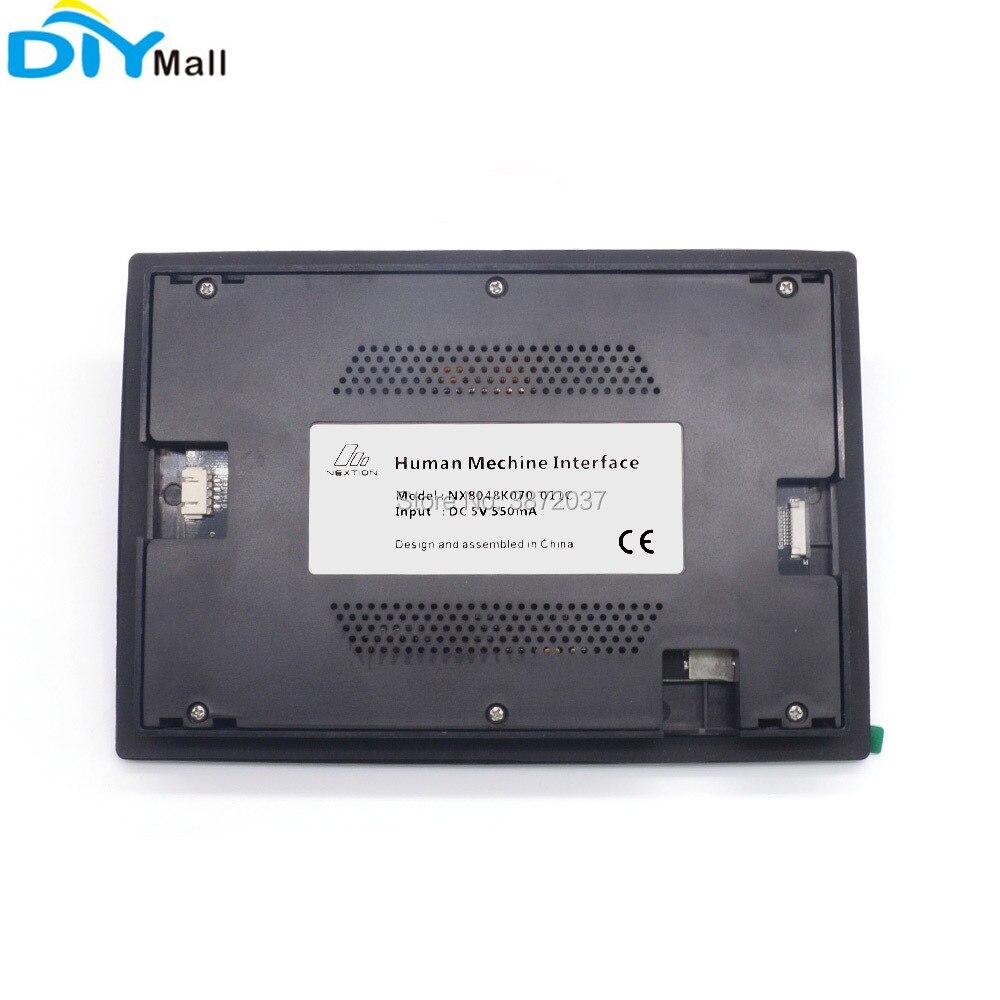 FZ2850+FZ2851-7.0 nextion enhanced resistive capacitive touch panel-2