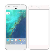 2.5D Full Coverage Tempered Glass Screen Protector for Google pixel Anti-Explosion Protective front film for Google pixel XL(China)