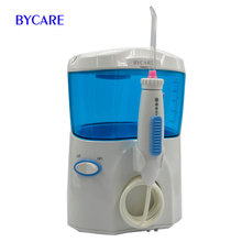 Wholesale Oral Irrigator Easily-used Teeth Water Flosser Pik With White Blue Colors Option(China)