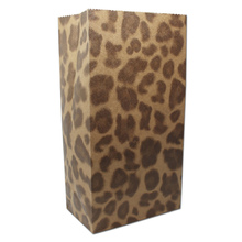 50Pcs/Lot 13 Colors Kraft Paper Gift Paper Bag Shopping Bags Open Top Flat Wedding Birthday Party 23x12x7.5cm
