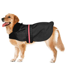Top quality dogs LED rain jackets big dog sweaters large dog fashion coats pet products apparel pets supplies clothes 1pcs