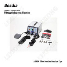 TAIWAN Besdia Ultrasonic & Micromotor system Ultrasonic Lapping Machine AR-600 Triple Function Practical Type