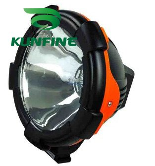9-30V/55W 9 INCH HID Driving Light HID Offroad Spot/Flood Beam Light for SUV Jeep Truck ATV HID XENON Fog Lights<br>