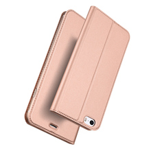 Luxury Leather Case For iPhone 5s Case SE iPhone 5 Cases Protective Flip Cover For iPhone5s 5 s 5SE For Women Pink Phone Covers(China)