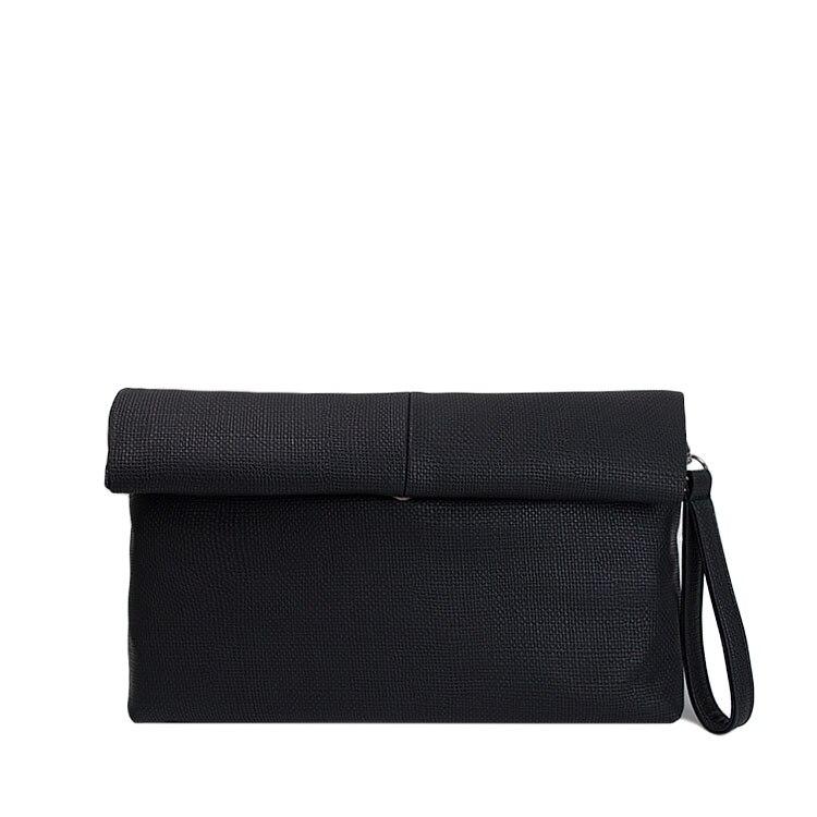 New Fashion Zipper PU Leather Famous Designer SINOWEGO Women Day Clutch Vintage Female Handbag Shoulder Crossbody Lunch Bag<br>