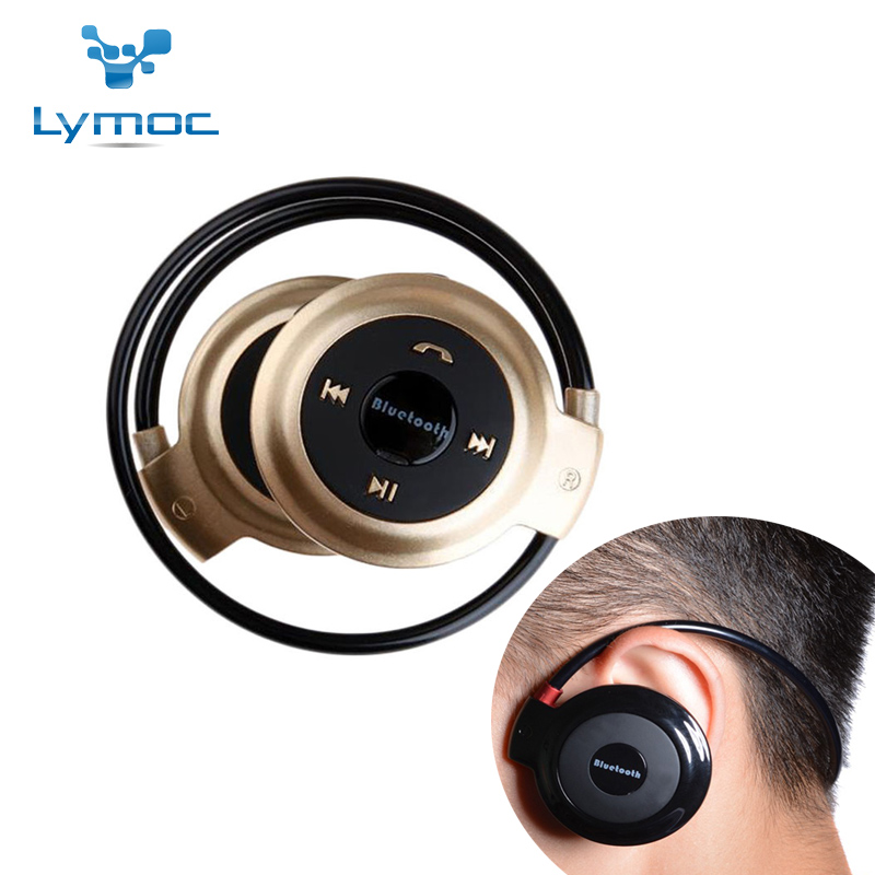 Earmuff Bluetooth Headset S503 Wireless Ear Hook Earphones V4.1 Handsfree Headphones With Mic Number Voice Music For All Phone<br><br>Aliexpress