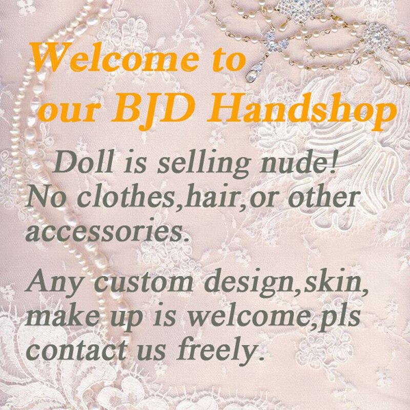 Charming BJD Handshop welcome