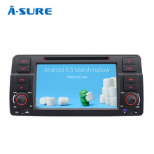 A-Sure Android 6.0 Car GPS Navi for BMW E46 318 320d 325 3 Series Rover 75 MG ZT DAB+ DVD Radio player WIFI BT Navigation